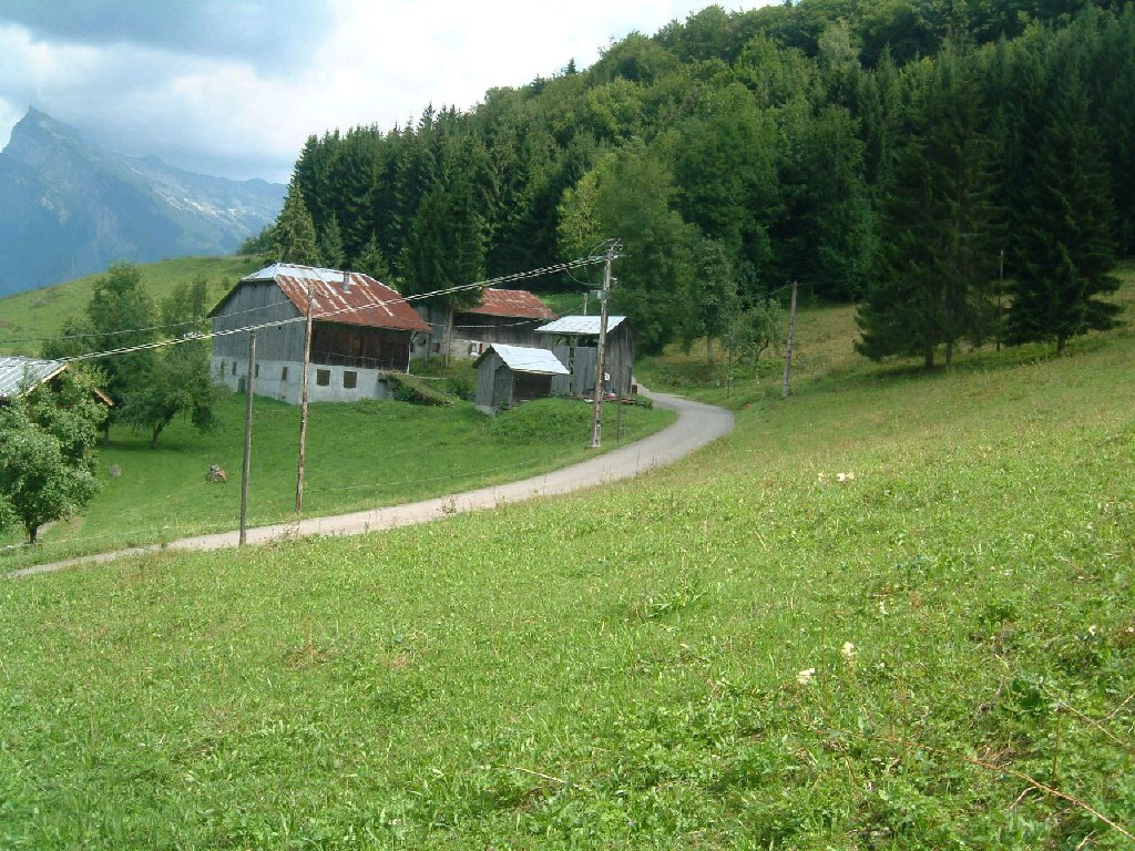 Building Land Opportunity in Morillon'