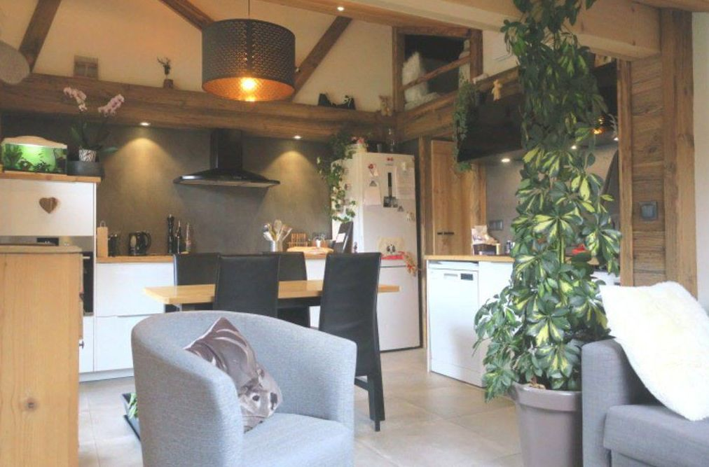 Two 'plus' bed apartment La Chapelle d'Abondance'