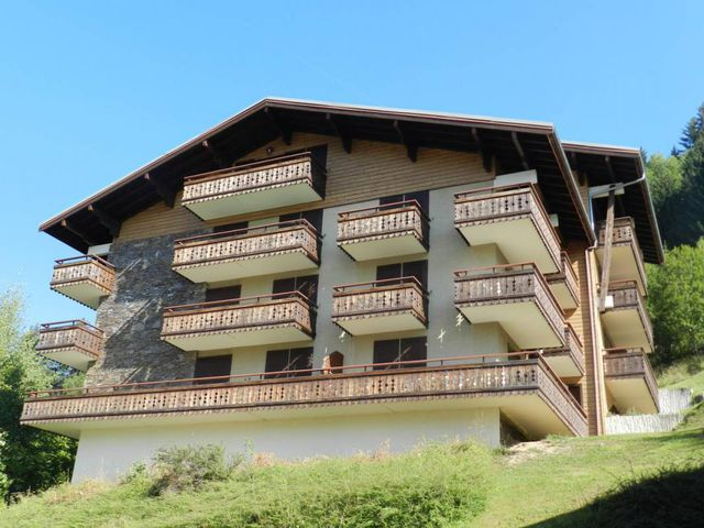 Apartment Close to Ski Lifts in Chatel'