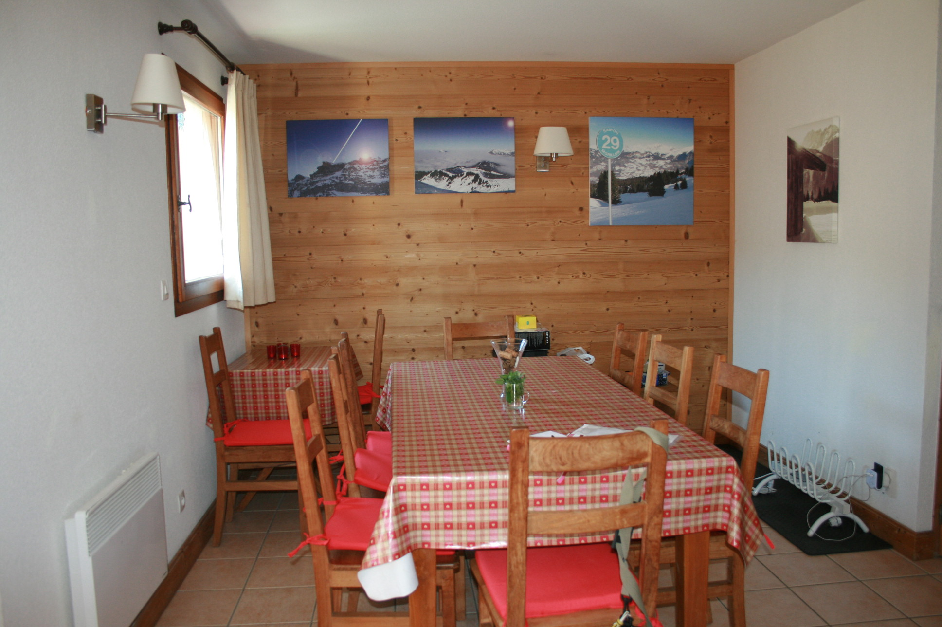 Ski-in Ski-out Apartment in Morillon les Esserts'