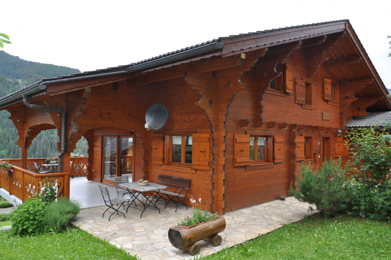 Traditionally Styled Chalet in Chatel'