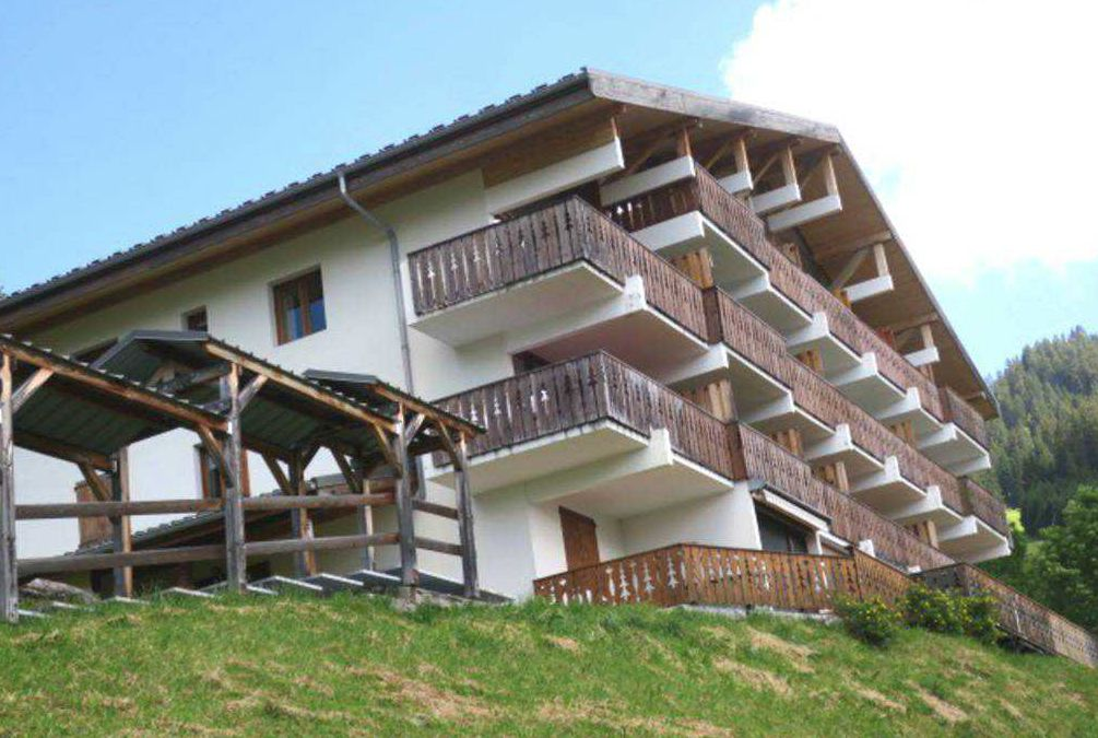 Duplex with Parking in Chatel '