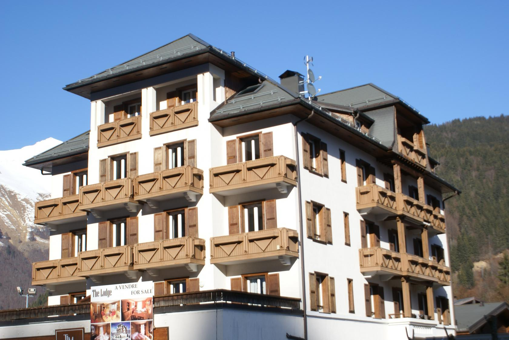 2 Bedroom Duplex Apartment near Pistes and Shops in Morzine'