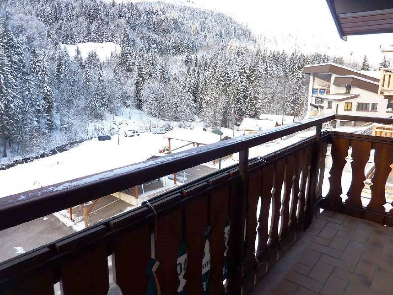 Apartment at Foot of Piste in Morzine'