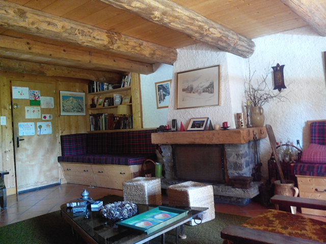 St Gervais ski farm lounge 2