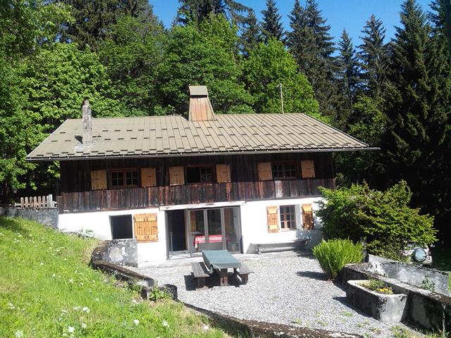 St Gervais ski farm facade