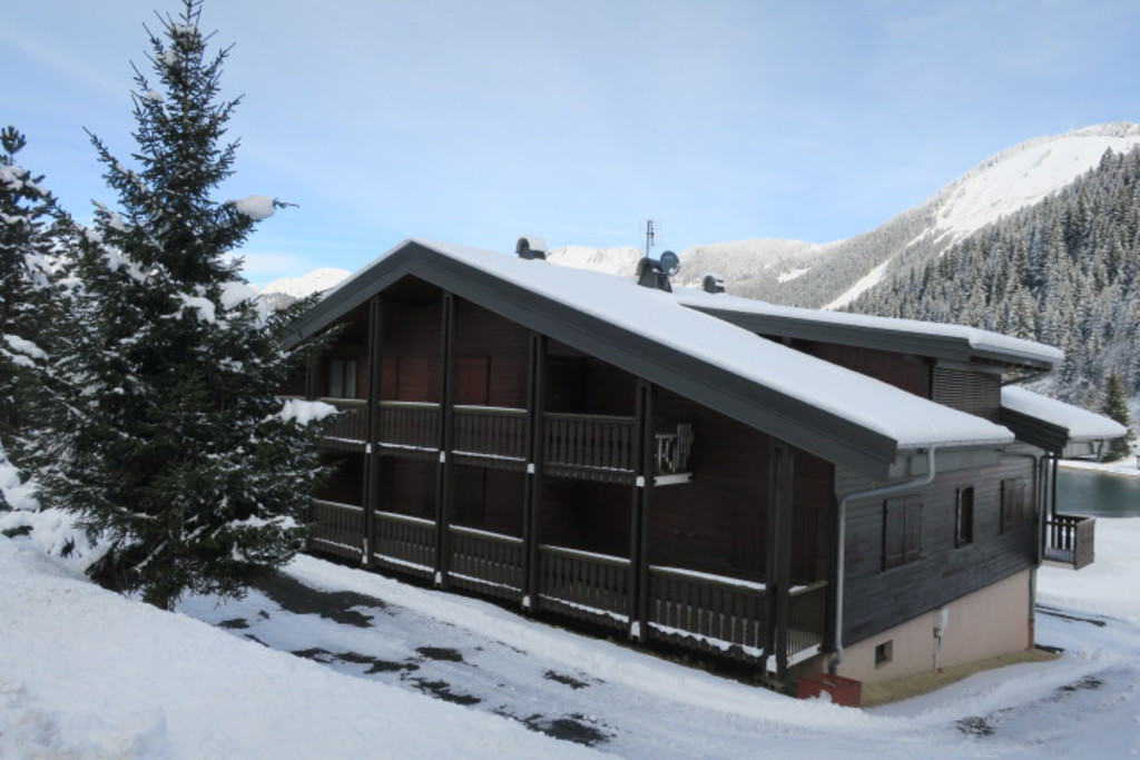 Apartment in Chatel Close to Ski Lift'