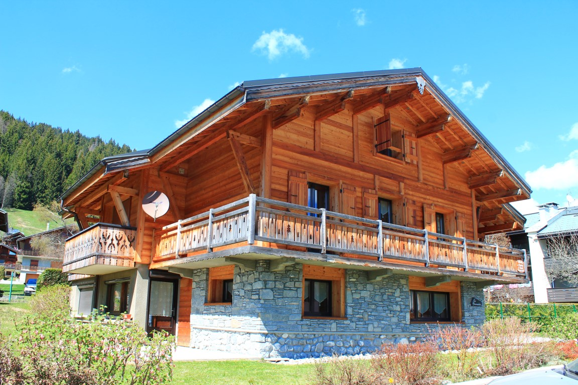 Large Chalet in Centre of Les Gets'
