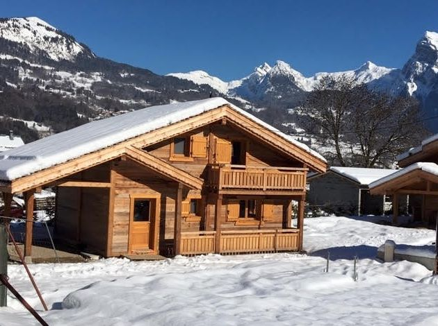New Chalet in Morillon'