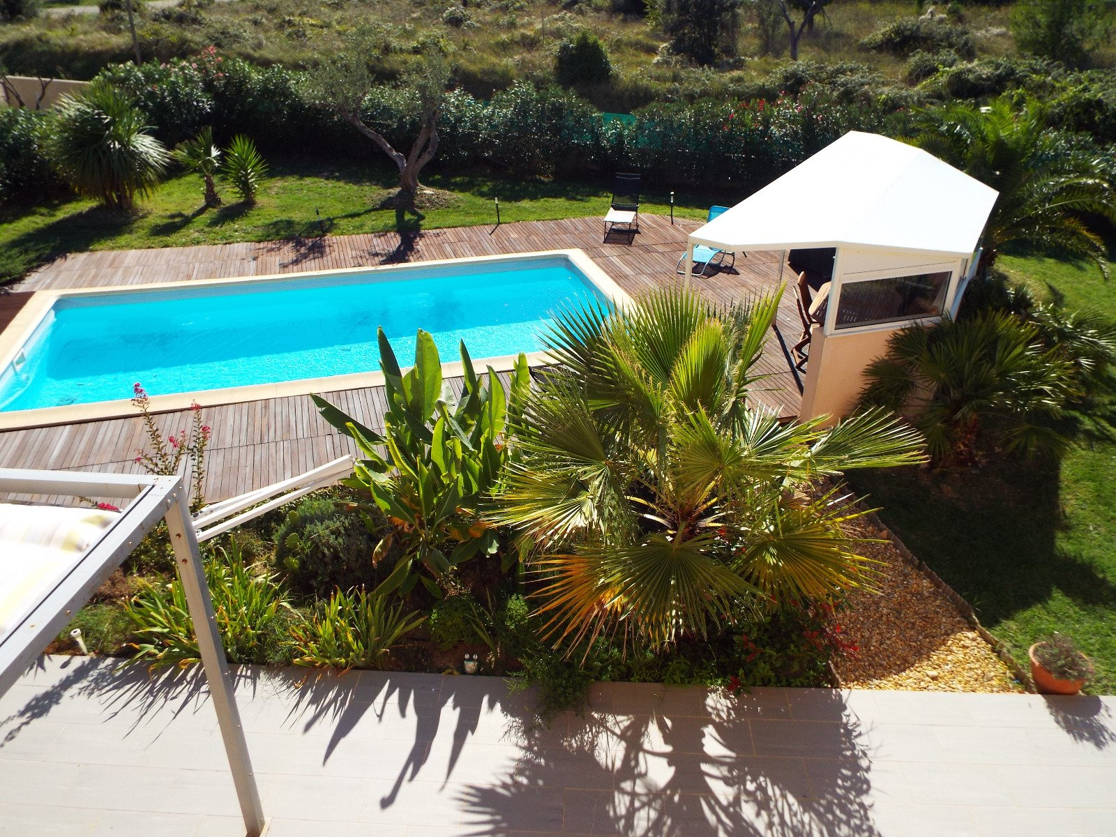 Detached property for sale near Nimes