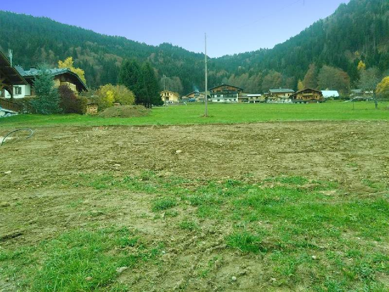 Building land in Essert-Romand
