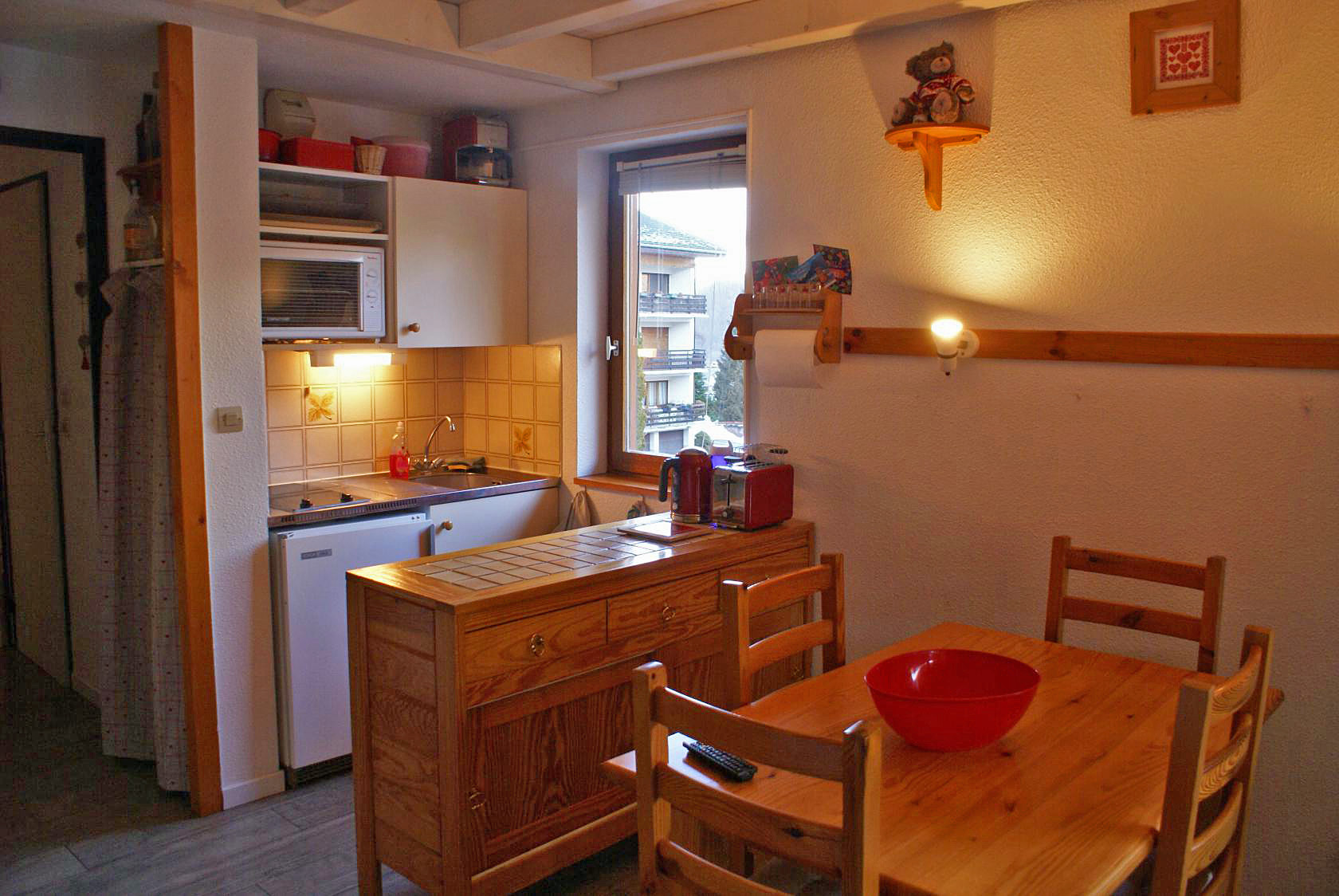 Duplex in Excellent Condition in Morzine'
