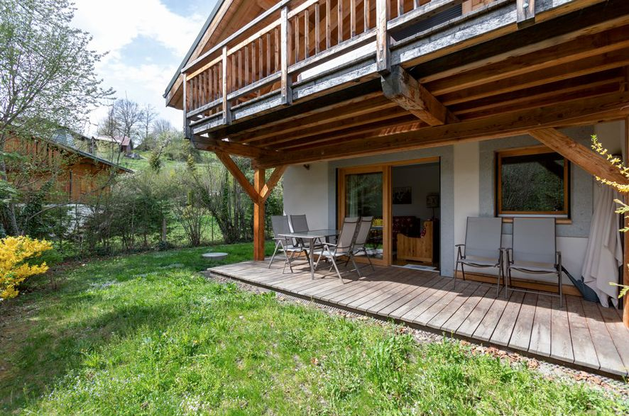 Two Bed Apartment in Samoen