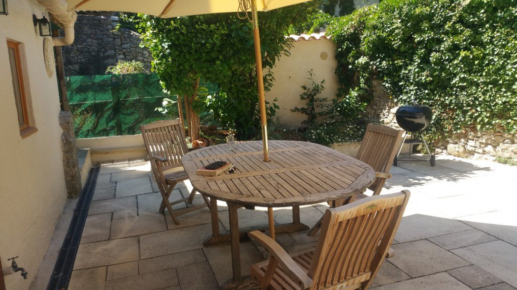 Renovated village house for sale Quissac Gard