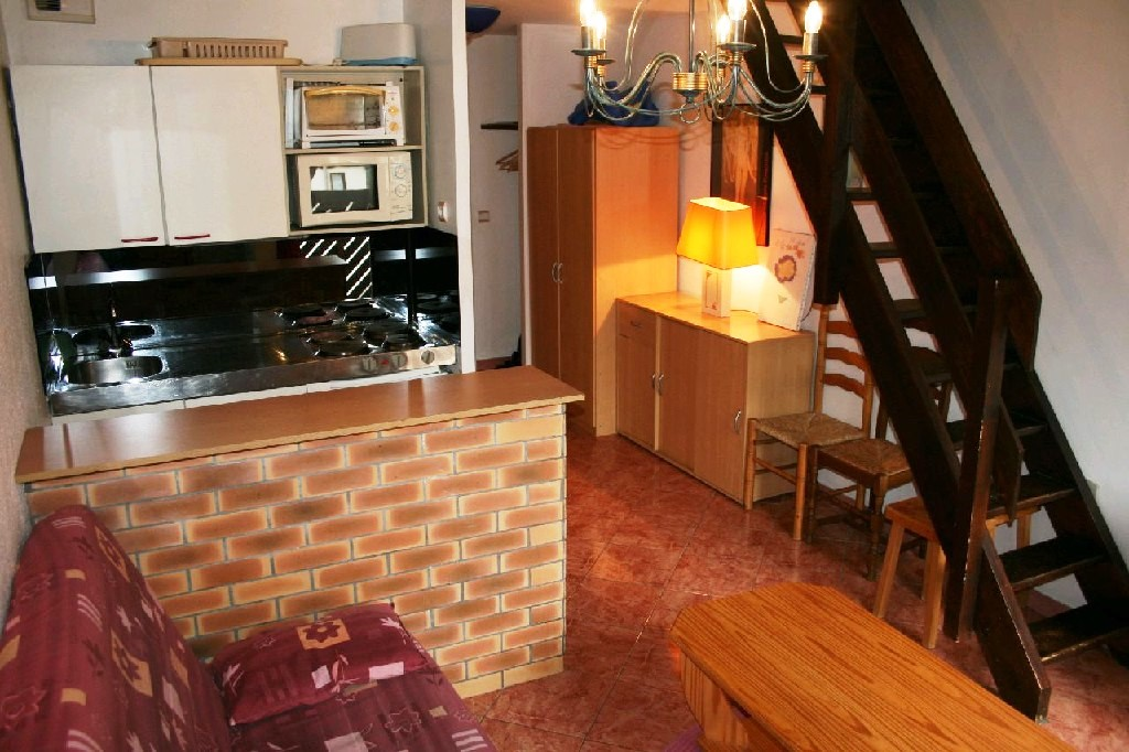 Apartment at Foot of Slopes in Morillon 1100'