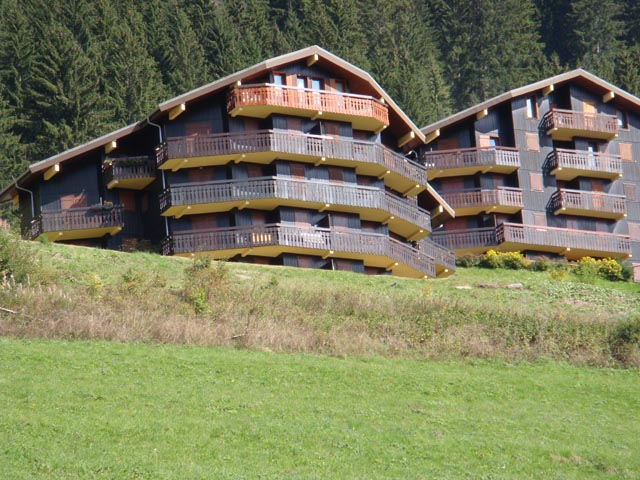 Apartment in Petit Chatel'