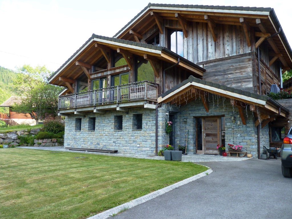 Exceptional Chalet in Saint Jean d'Aulps'