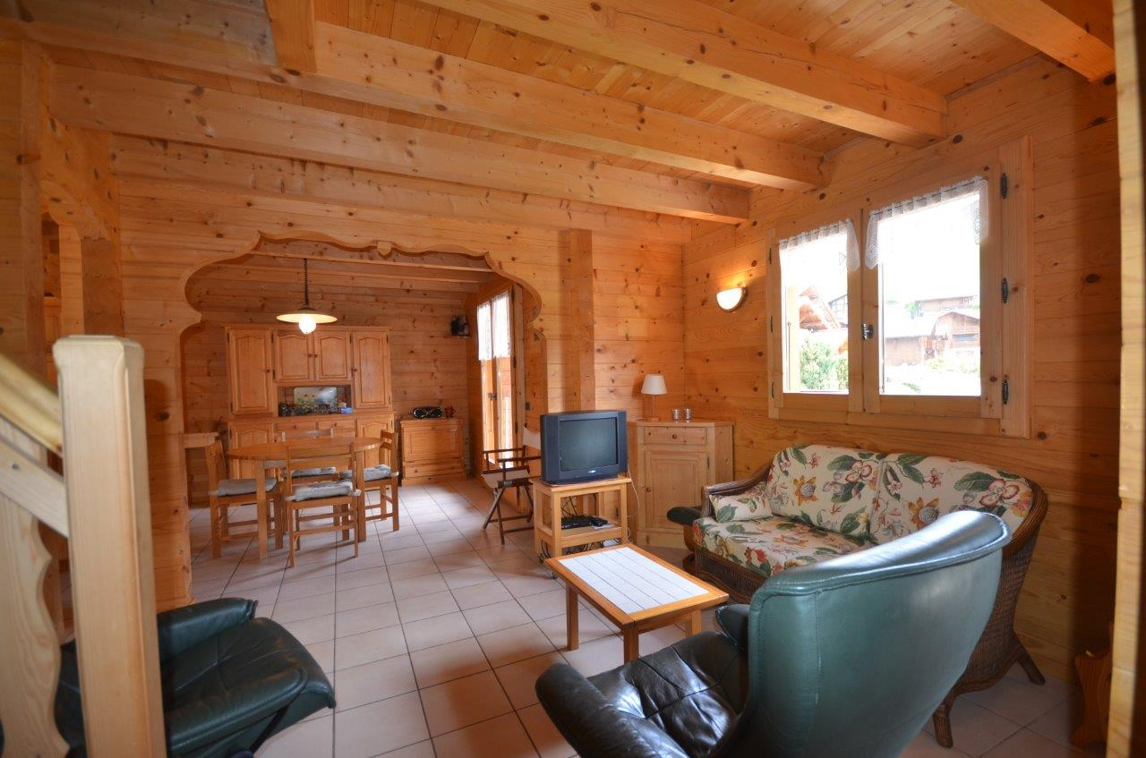 Well Maintained Chalet in Les Gets'
