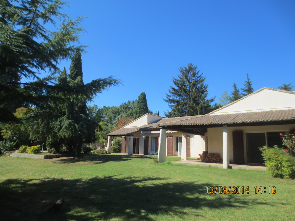 Property on golf for sale Gard