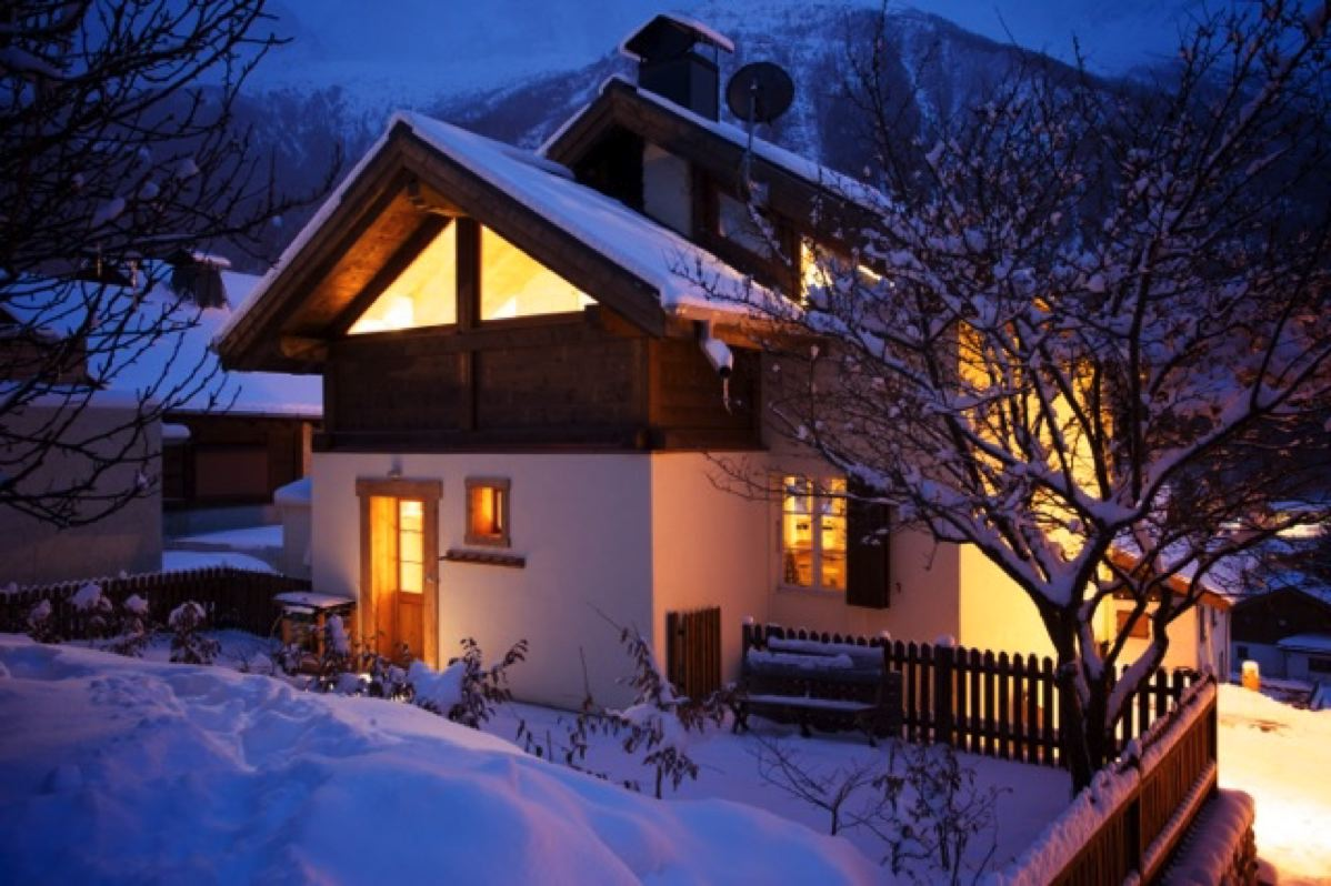 3 Bedroom House with Separate Apartment, Chamonix Accommodation in Chamonix