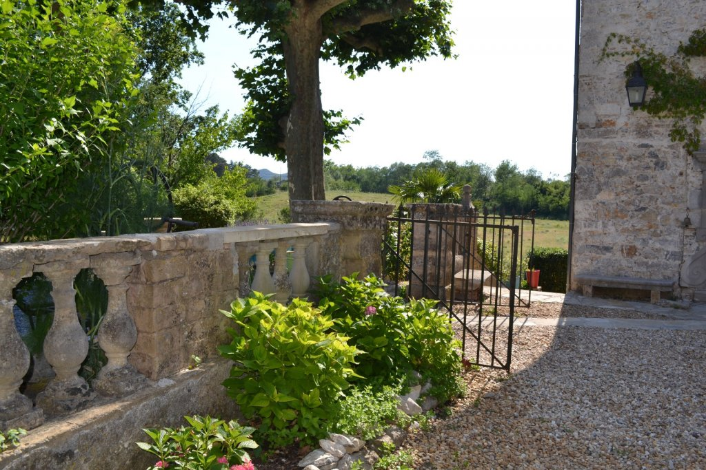 Garden, Character property Languedoc