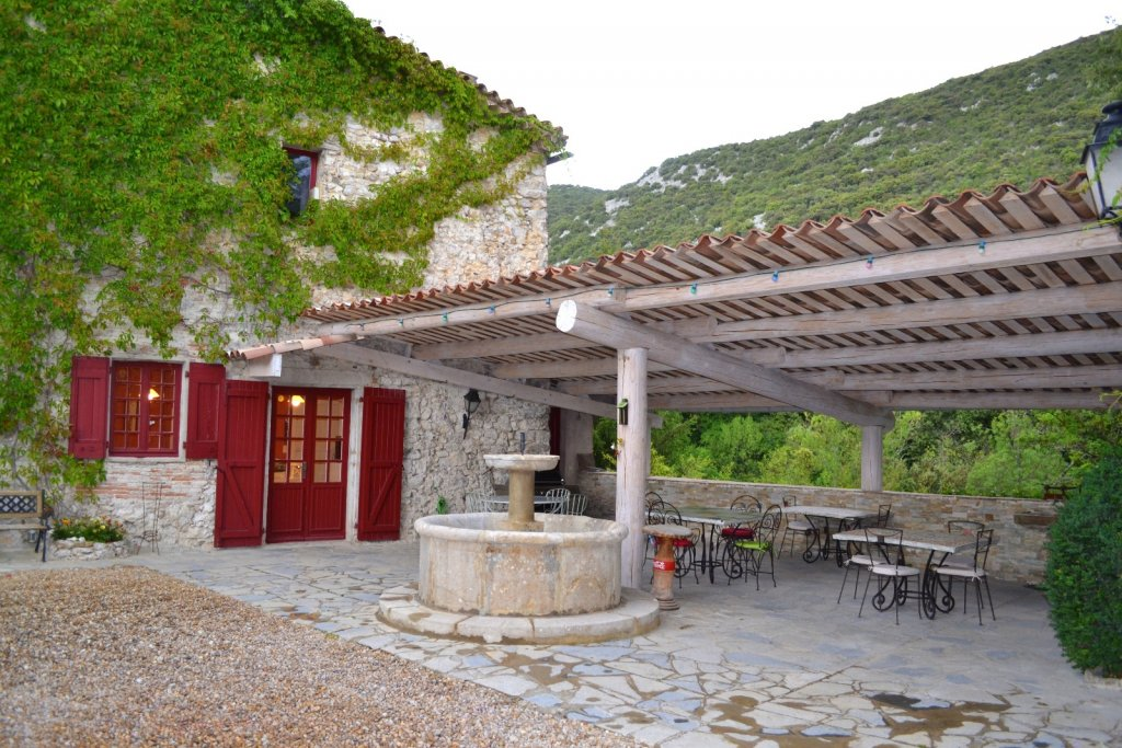 Terrace, Character property Languedoc