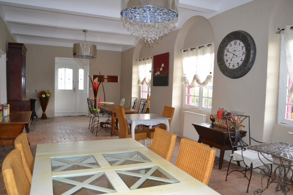 Large reception room, Character property Languedoc