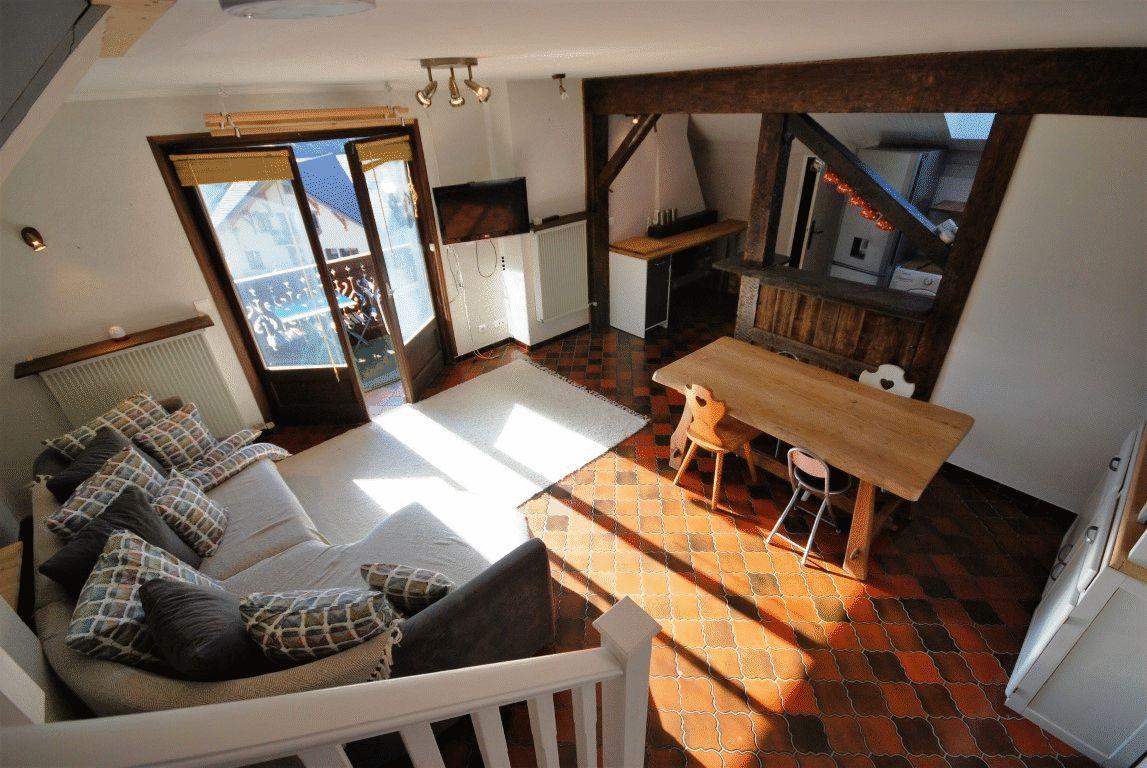 Attractive Duplex Apartment, Le Biot, near Morzine'