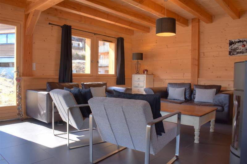 Sunny Chalet with Views near Morzine'