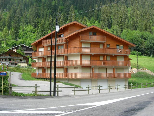 Apartment in Chatel Linga'