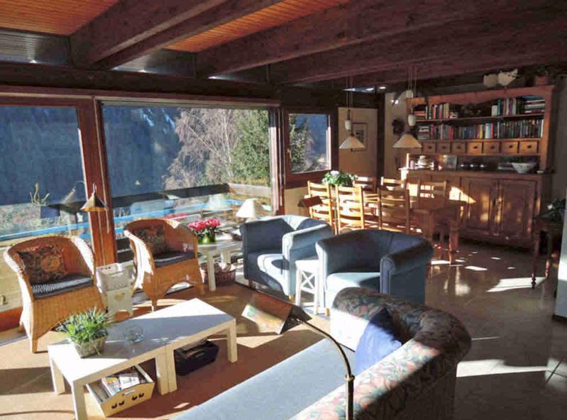 Five Bedroomed Chalet in Chatel'