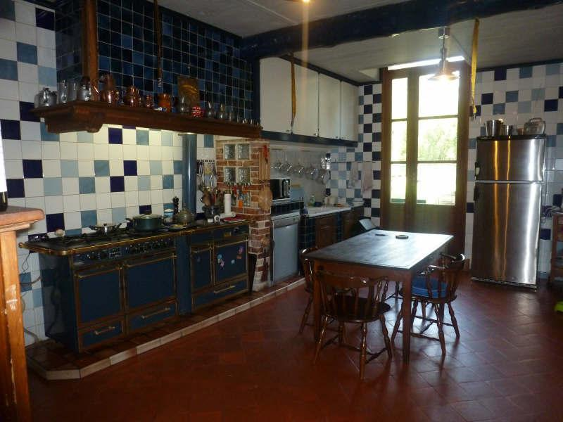 Kitchen, Chateau Manor House in Provence