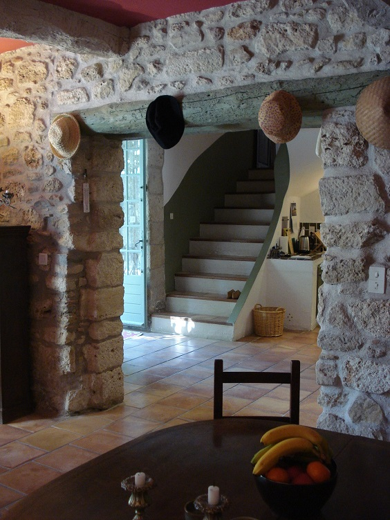 Detached stone house for sale Herault