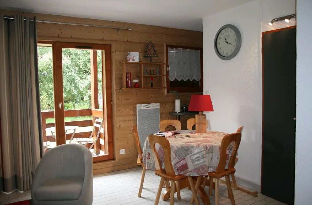 Apartment in Morillon Village'