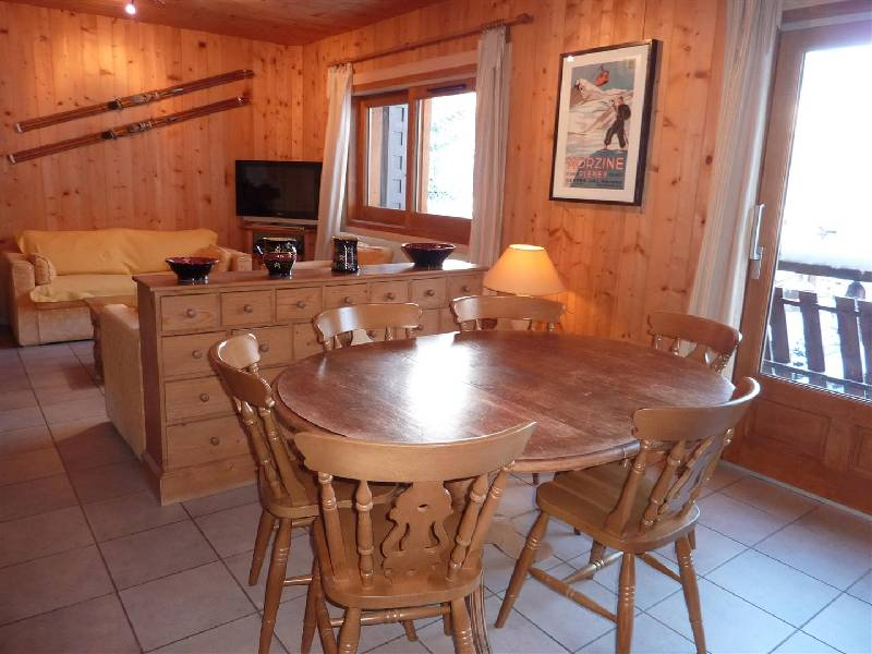 Duplex apartment in Morzine