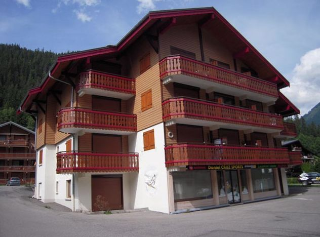 Two Bedroomed Apartment'