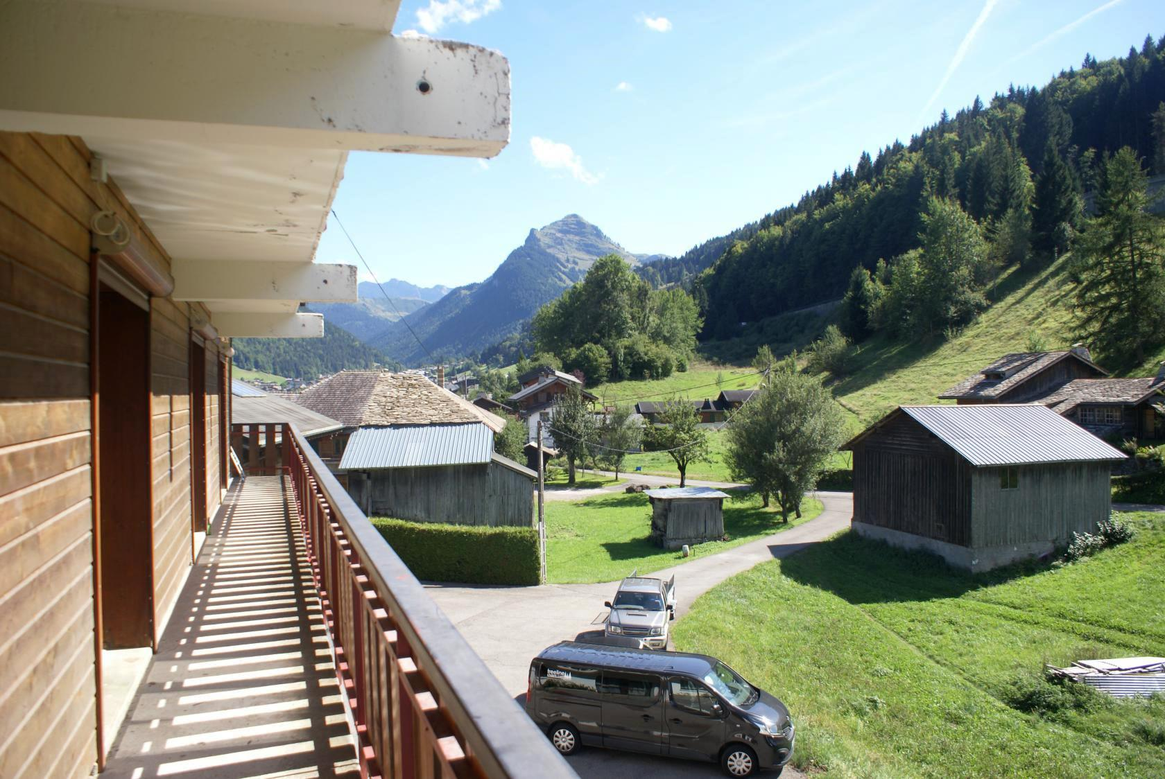 Superb 3 Bedroom Apartment in Morzine'