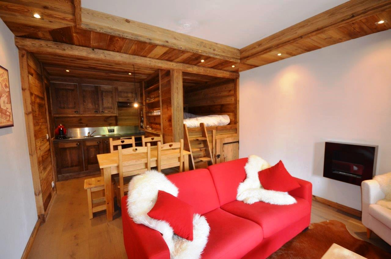 One Bedroom Apartment in Heart of Les Gets'