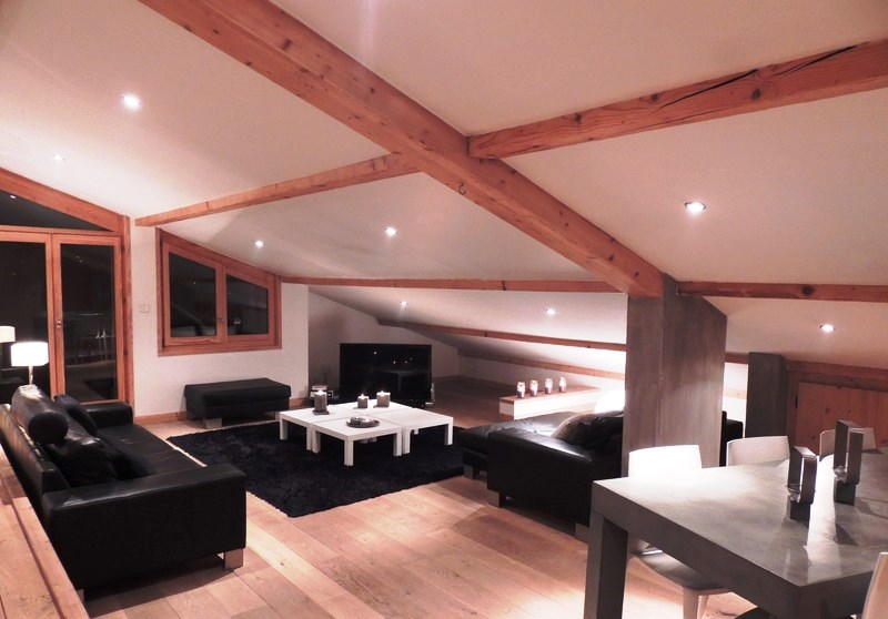 Renovated apartment near Les Gets pistes