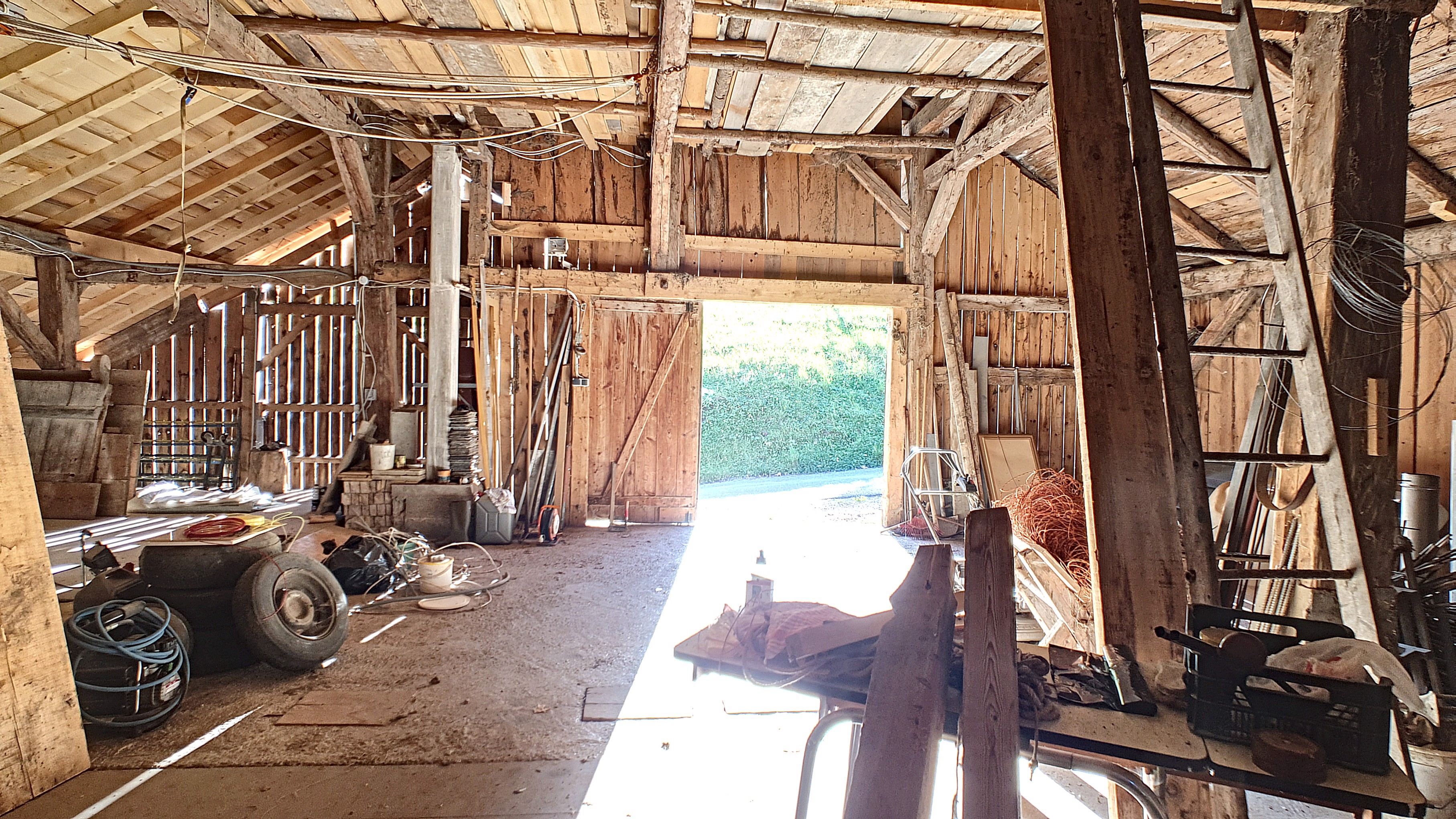 Barn to Renovate