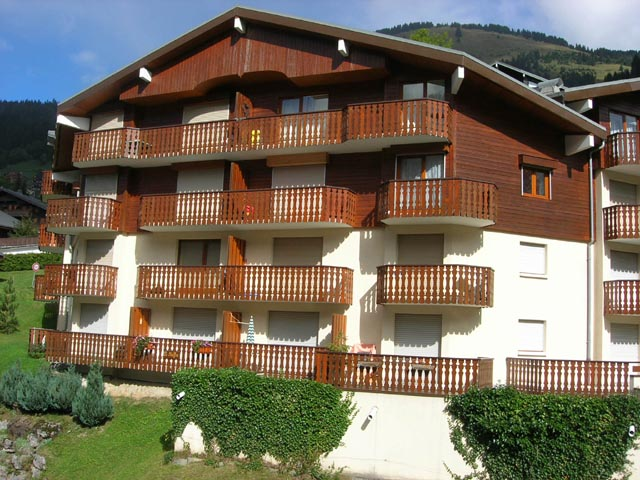 Apartment in Chatel, Close to Centre'