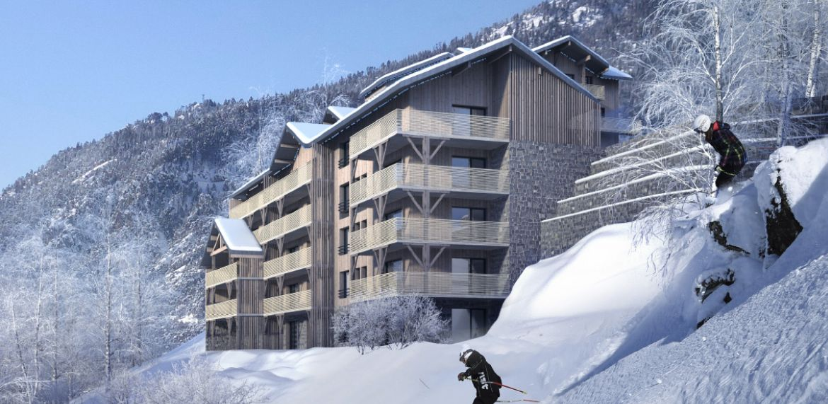 Residence 360 The View Chatel'