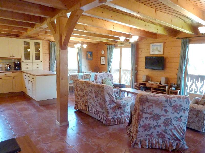 Large Chalet in Morzine'
