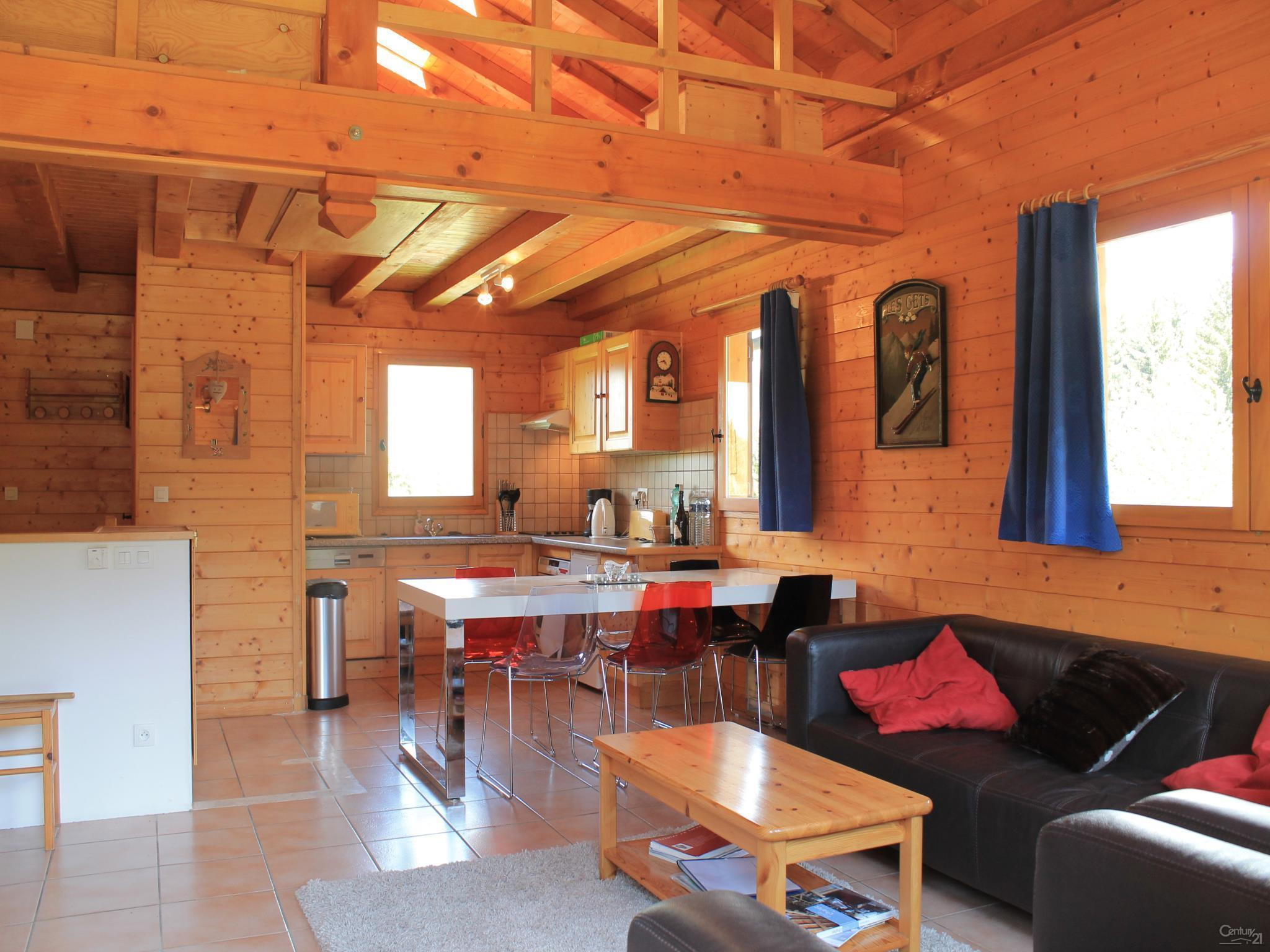 Les Gets Chalet near Piste