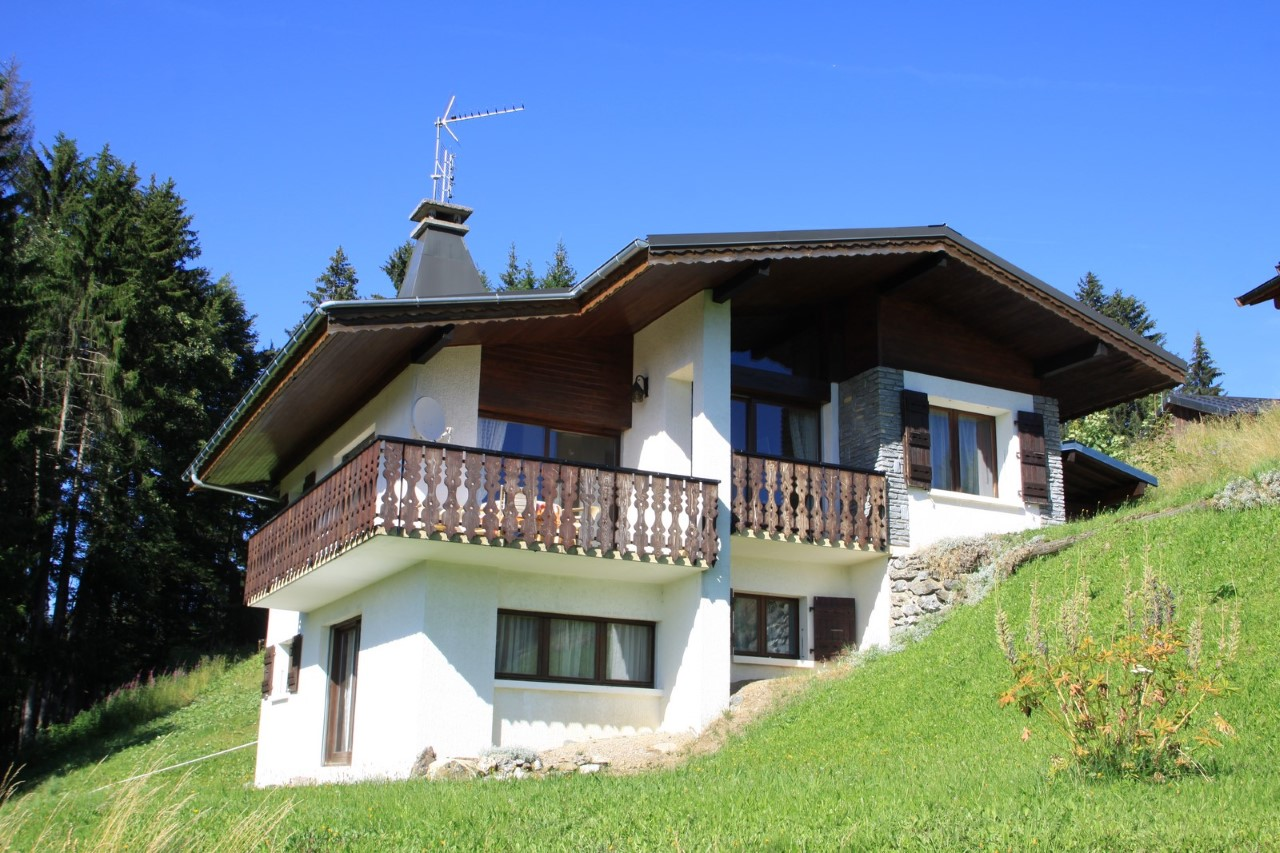 Superb 4 Bedroom Chalet in Les Gets'