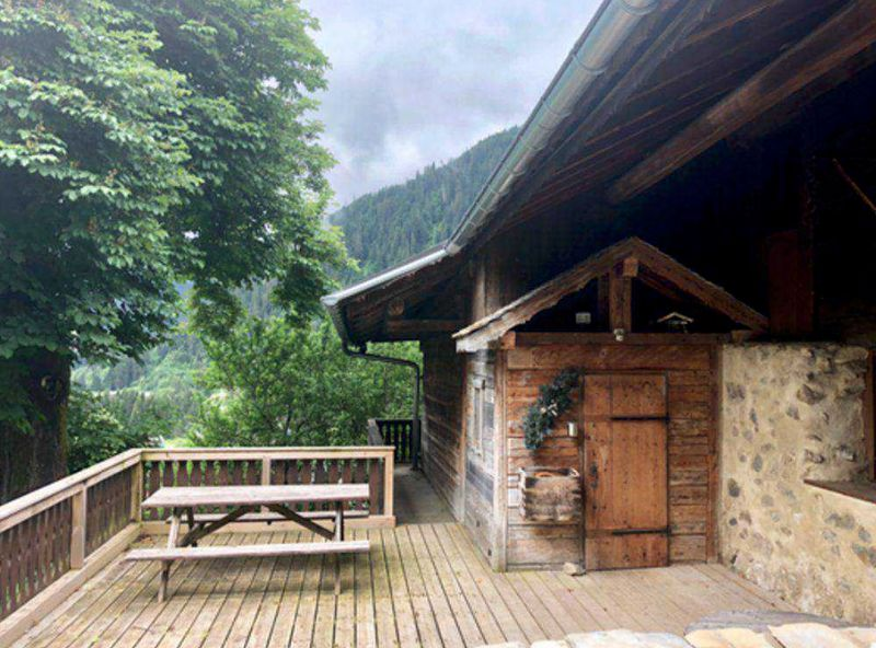 Farmhouse converted into Three Apartments. Chatel'