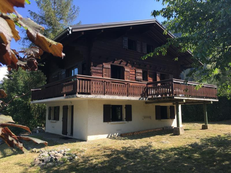 Chalet 5 bed - 5 mins from central St Gervais'