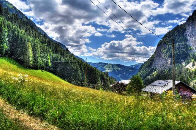 Farm to Renovate in Morzine'