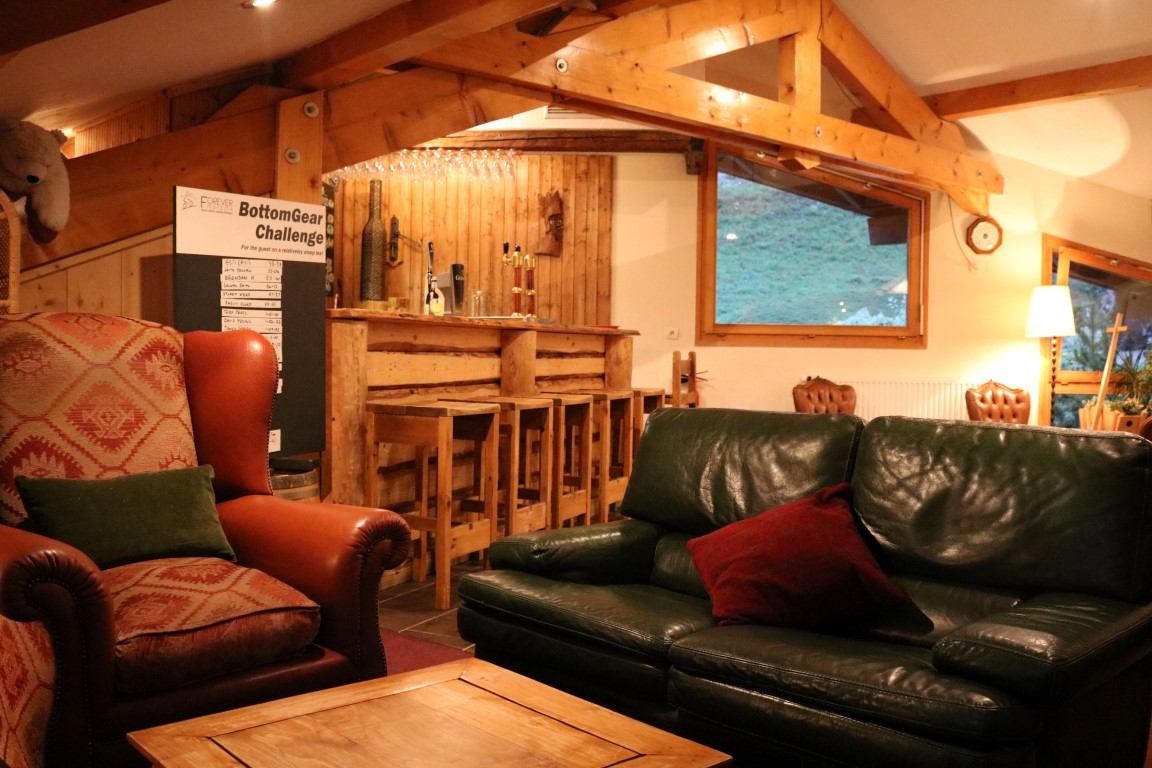 Recent Hotel in Morzine'