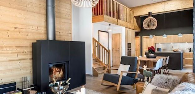 Recently Built Large Apartment in Chatel'